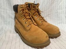 Timberland Youth Boots Classic 6 Inch 12909 Wheat Mens/Boys USA SIze 5.5M