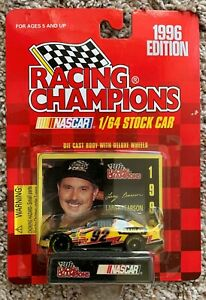 Racing Champions 1996 Larry Pearson #92 NASCAR Die Cast Car - New!!