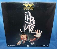 ALL THAT JAZZ FOX VIDEO 2 LASER DISC SET 1979