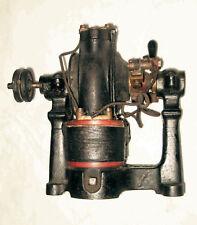 Pre-Patented c1890 CROCKER - WHEELER 1/6th HP BiPolar Antique Electric Motor