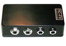 MC-FX Patch Box 4 X 2 Jacks