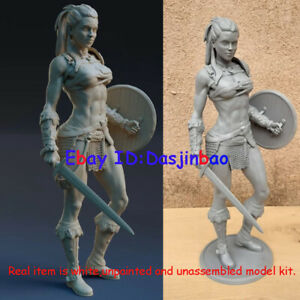 Gladiatress 1/8 Figure 3D Printing Model Kit Unpainted Unassembled 23cm GK