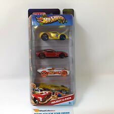 #16  Holiday 4-Pack * Hot Wheels * E3