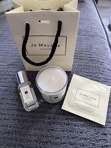 jo malone minitures (brand New In Gift Bag)
