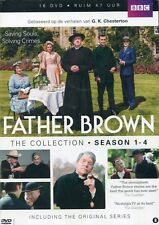 Father Brown : The Collection - Season 1 - 4 (16 DVD)