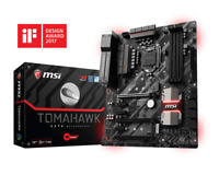 MSI Z270 TOMAHAWK LGA 1151 Intel Z270 HDMI SATA 6Gb/s USB 3.1 ATX Intel MB