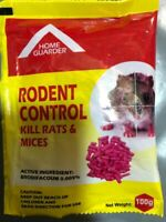 Rodent Control Poison Bait Killer Extra Strong Rat & Mouse POISON 100gram