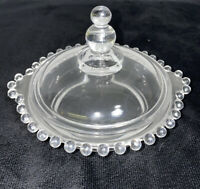Candlewick Covered Candy Dish 6 1/2""