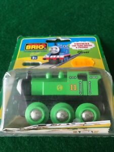 Rare original Brio Thomas the Tank Engine Oliver. BNIB