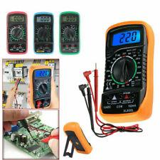Digital Multimeter Messgerät AC DC Strom Strommesser Voltmeter Amperemeter