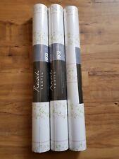 RASCH Vlies-Tapete, floral, rosa-weiß, NEU