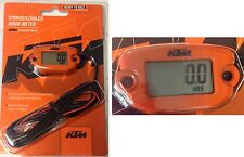 NEW KTM OEM ORANGE  HOUR METER SX XC EXC SXS SXF XCF XCFW 78112920000