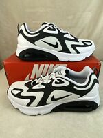 Nike Air Max 200 Men's Low White/Black-Anthracite Casual Lifestyle Size 11.5