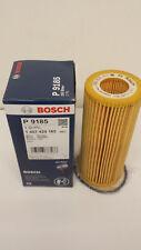BMW 320D TD 1995cc Oil Filter E90 E91 E92 2004-07 160 Bhp Genuine Bosch