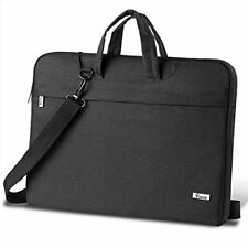 Voova Laptop Bag 17 17.3 inch Waterproof Laptop Sleeve Case with Shoulder Straps