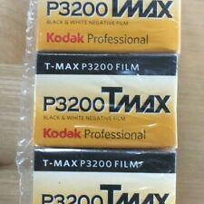 1 x KODAK PROFESSIONAL P3200 TMAX T-MAX 08/2019