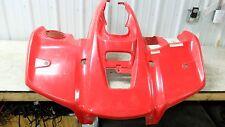 07 08 09 10 11 Suzuki 750 king quad ATV front fenders plastics fender