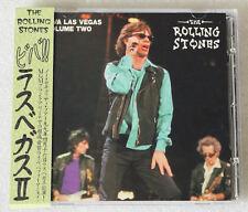 2CD The Rolling Stones Viva Las Vegas 2 (c) Vinyl Gang Japan 1999 nMint VGP OBI