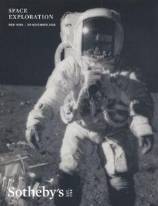 Sotheby's New York Catalogue Space Exploration 29 November 2018