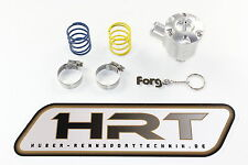 Forge Blow Pop Off Ventil Audi A3 S3 A4 TT 1,8T  Silber * SOFORT LIEFERBAR *