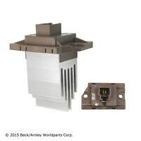 A//C Resistor Beck//Arnley 204-0001