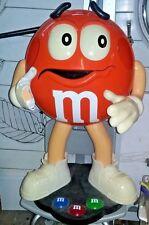 ORANGE M&M Candy Store Display 34''