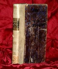 Libro Antico Vita di Agostino Schouvaloff Barnabita di Innocente Gobio 1867