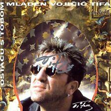 TIFA CD Ostacu s tobom Mladen Vojicic Original SIGNIERT Bijelo Dugme Sarajevo