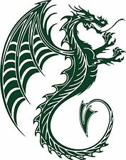 Dragon Tribal Creature Beast Car Truck Window Laptop Vinyl Decal Sticker