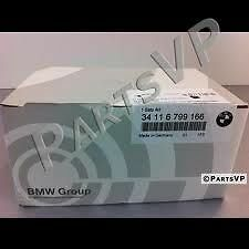 Front Brake Pad Set Genuine BMW 3 Series E90 E91 E92 E93 X1 Z4 34116799166