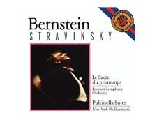 Bernstein: Stravinsky (CD, 19880 (cd8390)