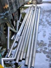 1 LAMP POLE / LAMP POST STAINLESS STEEL APPROX  20ft / 25FT LONG OVERALL. CHOICE