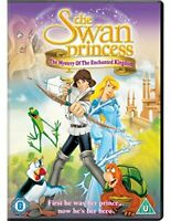 The Swan Princess: The Mystery Of The Enchanted Treasure DVD (2014)