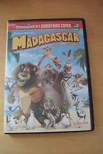 DREAMWORKS MADAGASCAR from the studio that brought you shrek andshark tale DVD