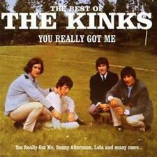 The Kinks : You Really Got Me: The Best of the Kinks CD (2000)