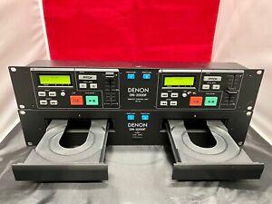 Denon DN - 2000F (2) Disk with RC-35 Remote Control Unit