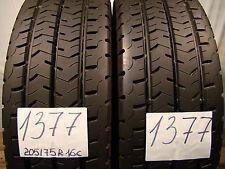 2 x Sommerreifen Uniroyal Rain Max   205/75R16C ,110/108R, 8,5mm