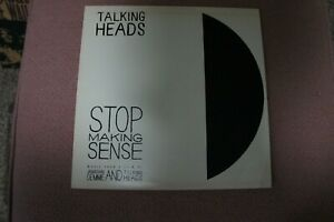 Talking Heads vinyl