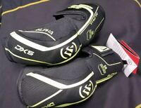 WARRIOR ALPHA DX5 HOCKEY ELBOW PADS - MANY DIFFERENT SIZES - BRAND NEW WITH TAGS
