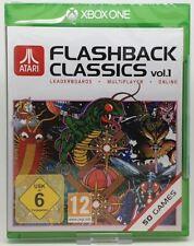 Atari Flashback Classics Collection Vol.1 (Xbox One) Brand New Sealed