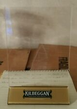 Lot of 10 Kilbeggan Traditional Irish Whiskey Tent Menu Sign Placecard Hold