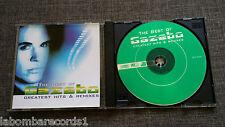 CD THE BEST OF GAZEBO - GREATEST HITS & REMIXES - RARE - HCCD - M POWER