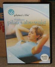 Pilates For Life 20 Minute Pilates Abs & Waist DVD
