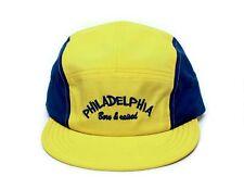 The Fresh Prince of Bel Air Philadelphia Born & Raised Hat Yellow/Royal Cap