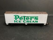 PETERS ICE CREAM VINTAGE TRAIN CARRIAGE