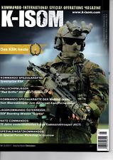 K-ISOM 5/2017 Special Operations Magazin Das Kommando Spezialkräfte KSK heute