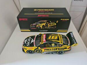 1:18 Biante  Preston Hire Racing ZB Commodore Lee Holdsworth 2018 Sydney 500