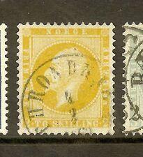 NORWAY (P1908B) SC2  SON  CDS  VFU