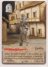 Spellfire 1996 Night Stalkers Ultra Rare UR Chase Zombie 15 of 25 NM