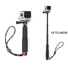 """19"""" Selfie-Stick Einbeinstativ Einstellbare Für GoPro Hero 5 4 3+ 3 2 1 SJ4000"""